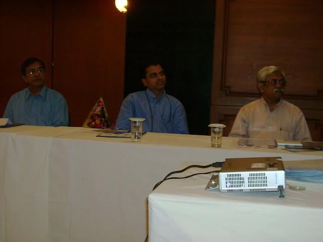 BIA ERP Seminar Mr Momaya
