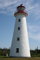 The first and oldest Lighthouse on Prince Edward Island