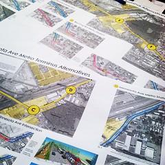 Benning Road Extension meeting