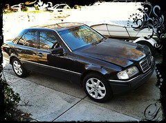 vehicle registration plate(0.0), automobile(1.0), automotive exterior(1.0), wheel(1.0), vehicle(1.0), automotive design(1.0), mercedes-benz w126(1.0), mercedes-benz w124(1.0), mercedes-benz(1.0), mercedes-benz 500e(1.0), bumper(1.0), mercedes-benz c-class(1.0), sedan(1.0), land vehicle(1.0), luxury vehicle(1.0),