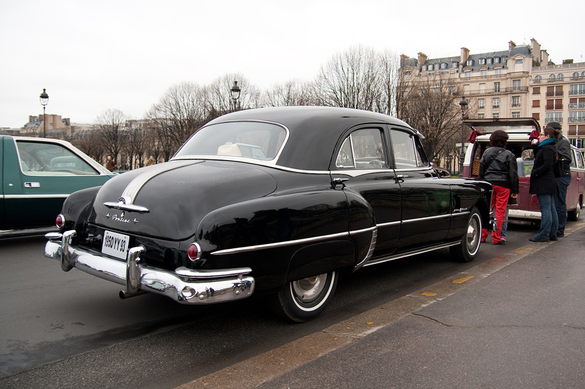 1950 Pontiac Chiftain Deluxe Eight 2