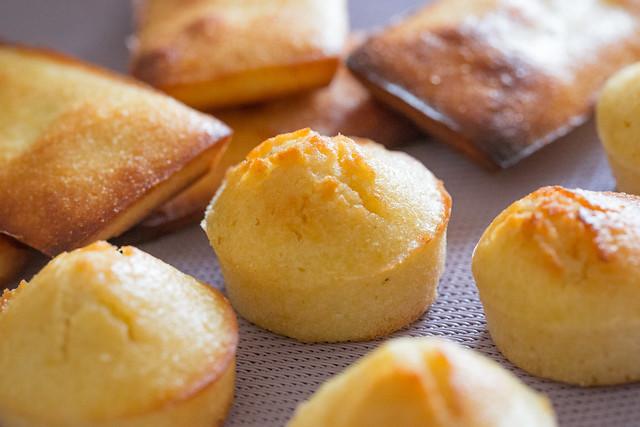 Mini Muffins au citron