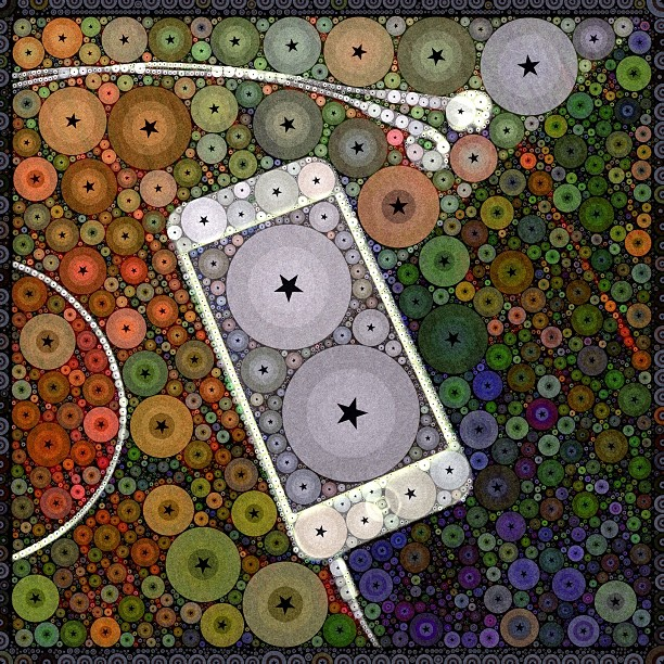 Percolator app - iphoneography