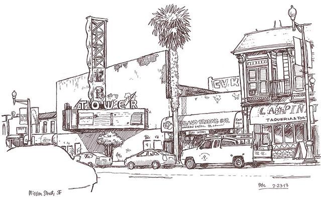 Mission Street, SF