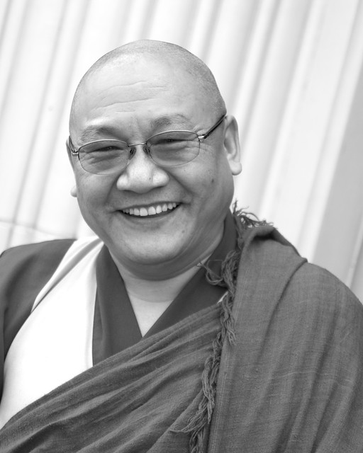 Venerable Geshe-la Phelgye