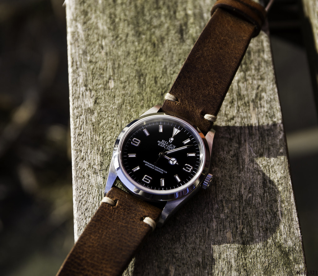Rolex on Leather - Page 3 - Rolex Forums - Rolex Watch Forum