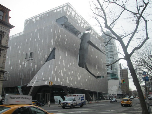 Cooper Union University, Cooper Square. NYC. Nueva York