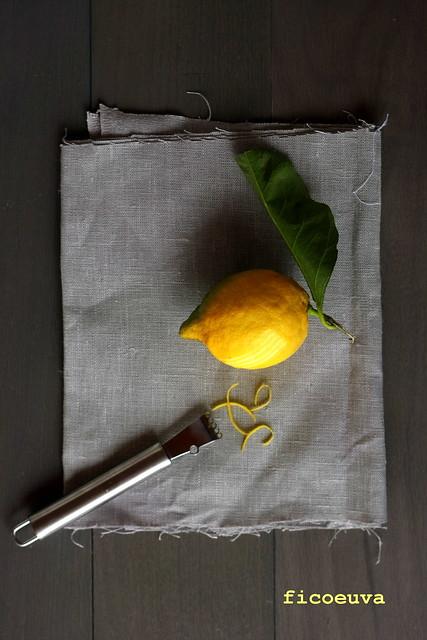 gnocchetti di grano saraceno con timo e limone