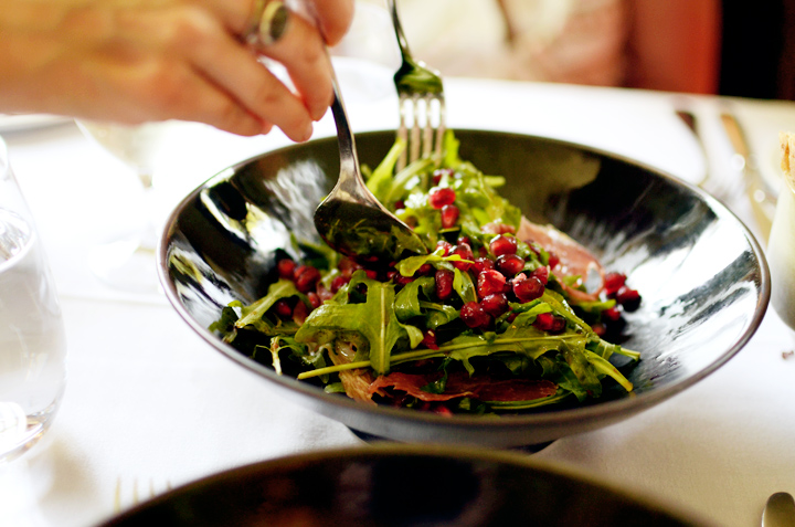 pome salad
