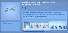 Wheres Your Crew Wall Sculpture by Annals of Power