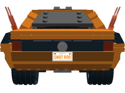 Snot Rod rear