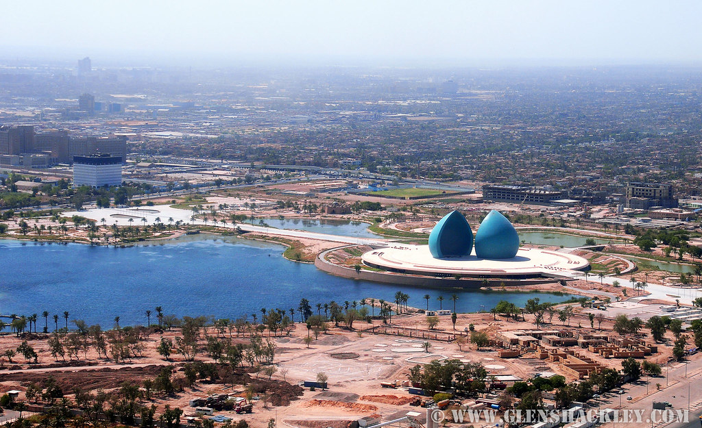 The Martyr's Monument- al Shaheed