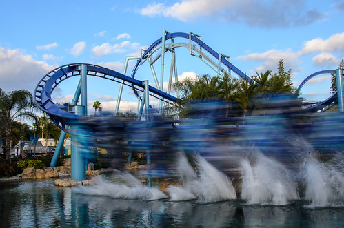 Speed Fix - Sea World, Orlando