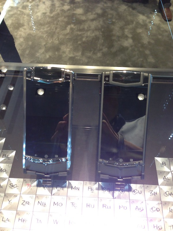 Titanium Black Leather (SGD$13,000) - Left, Titanium Pure Black (SGD$15,500) - Right