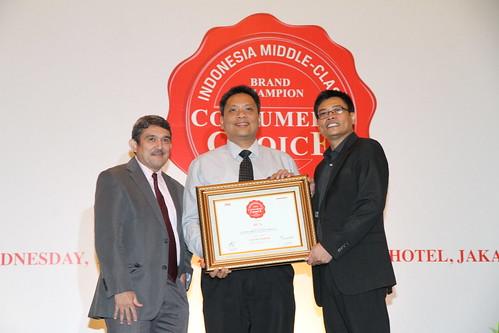 Indonesia Middle-Class Brand Forum 2013-BCA