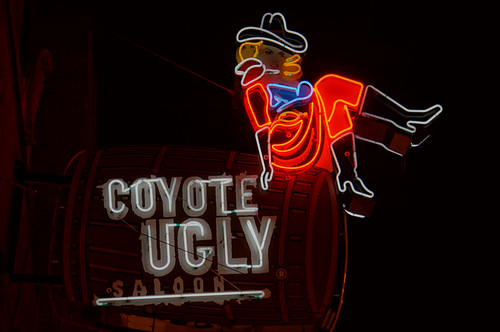 Coyote Ugly Saloon, Beale Street, Memphis, Tennessee