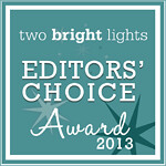 2013 Editors' Choice Award