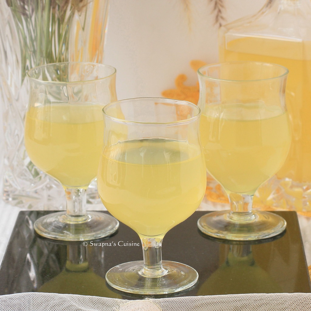 Kerala Orange Wine Recipe