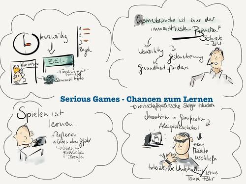 Serious Games - Chancen zum Lernen by Tanja FÖHR