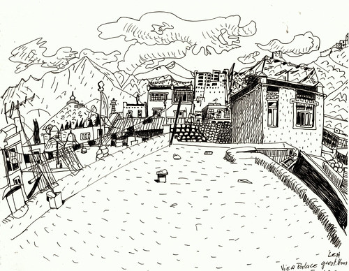 blackandwhite fish eye pen ink sketch flickr noiretblanc outdoor drawing 180° spherical 360° spherique sphericalperspective urbansketching urbansketches urbansketch drawingonlocation armyth curvedperspective urbansketchers croquisurbain rmyth metaspheric fisheyedrawing métaspherik metaspherical metaspherique