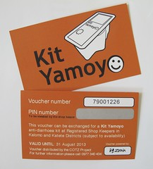 Kit Yamoyo vouchers