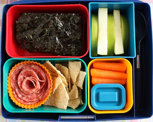 Third Grade Bento #726
