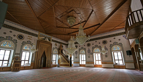 Gazi Süleyman Paşa Camii - Göynük