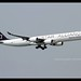 Airbus | A340-642 | South African Airways | Star Alliance Scheme | ZS-SNC | Hong Kong | HKG | VHHH