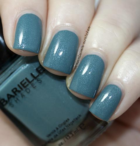 Barielle Blue Cotton Candy