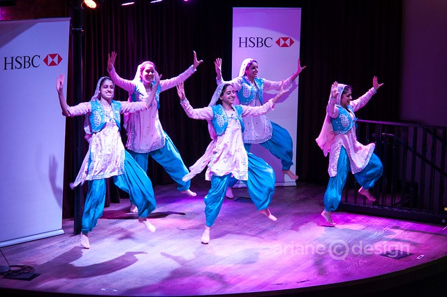 City of Bhangra 2013/South Asian Arts Girls Team