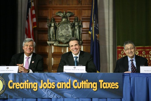Governor Cuomo and Legislative Leaders Announce Agreement on 2013-14 Budget