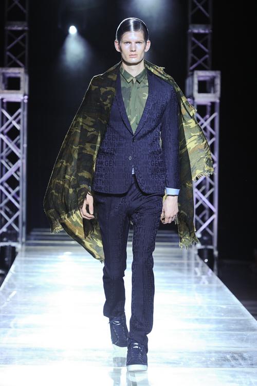 FW13 Tokyo yoshio kubo017_Matt King(Fashion Press)