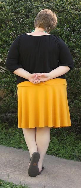 mustard ponte New Look 6165