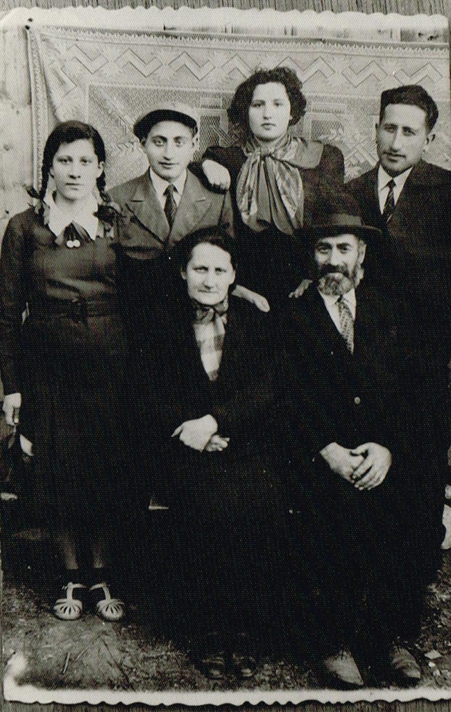 My grandmother's family
