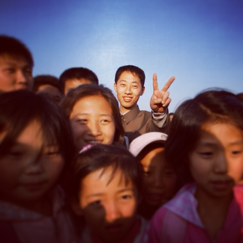 Wonson Smile North Korea Via Instagram