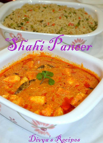 Divyas recipes shahi paneer no onion garlic dsc0100 forumfinder Choice Image