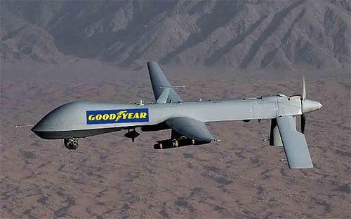 Goodyear-Drone