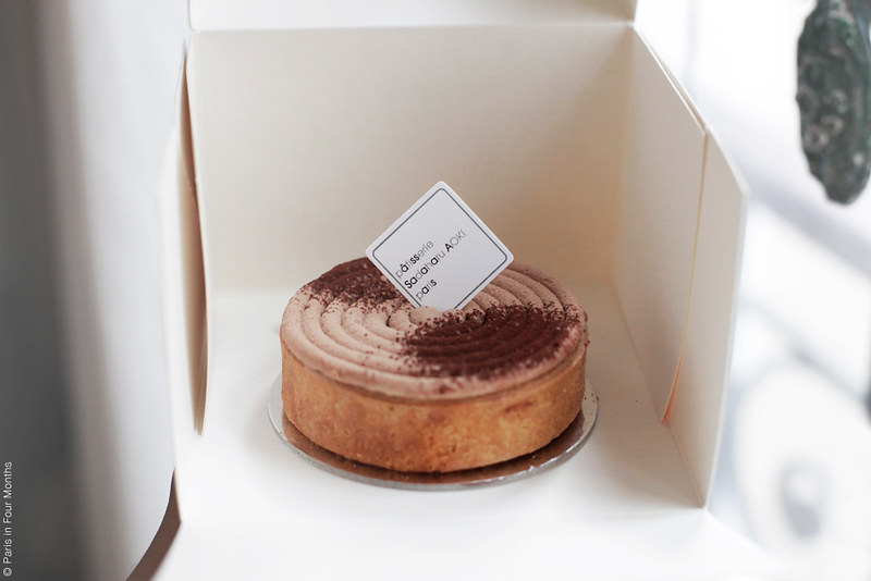 Sadaharu Aoki by Carin Olsson (Paris in Four Months)