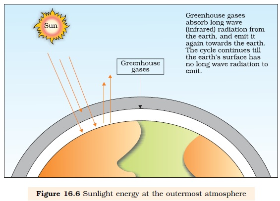 Ncert class xii biology chapter 16 environmental issues aglasem surprised to know that without greenhouse effect the average temperature at surface of earth would have been a chilly 18oc rather than the present average ccuart Image collections