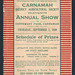 1939 Carnamah Show Schedule