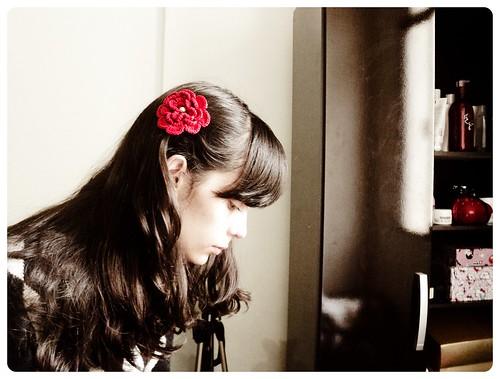 86/365 - Red Rose
