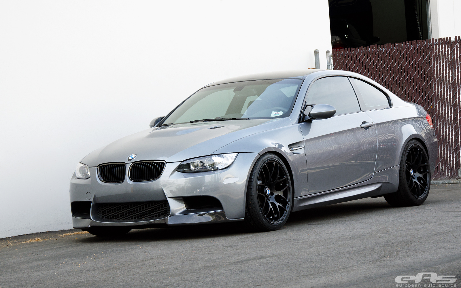 Space Gray M3 Gets Satin Black V710 Wheels Bmw