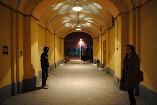 Gogol' Club, Moscow, Russia (March 22 2013)