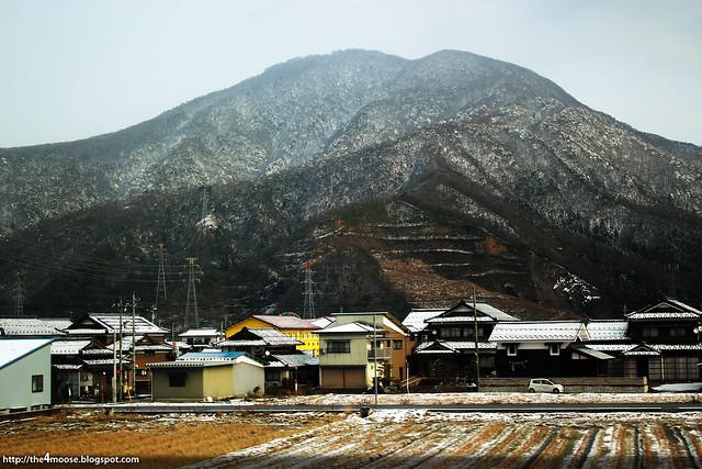 Kanazawa to Osaka