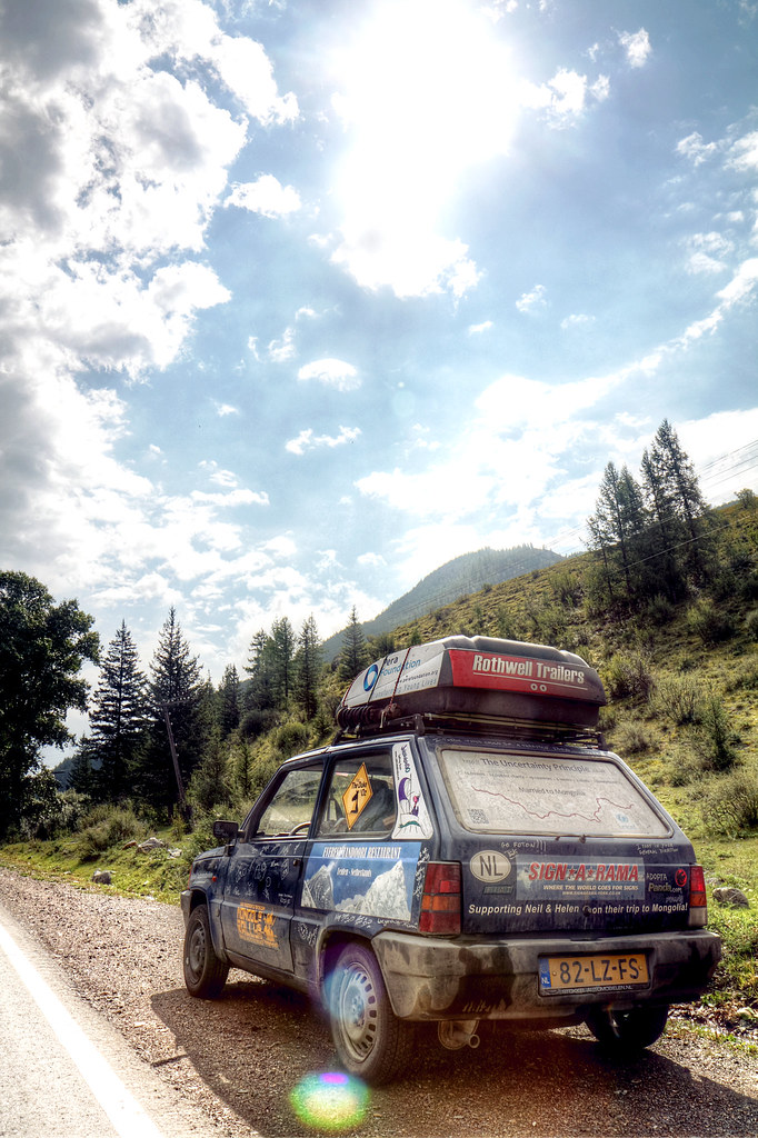 1000 images about fiat panda 4x4 on pinterest trips for Panda 4x4 sisley off road