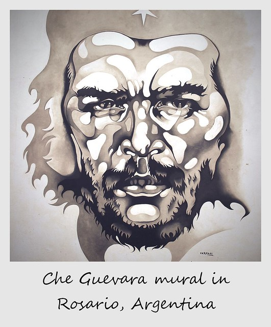 polaroid of the week argentina rosario che guevara