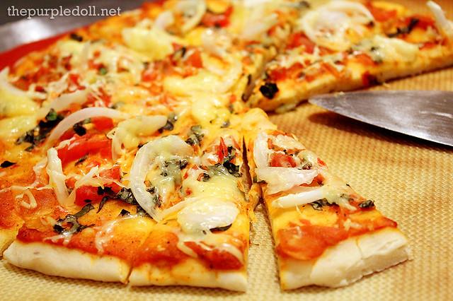 Tomato Pizza