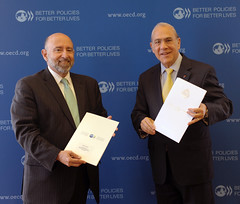 Costa Rica deposits instrument of ratification for the Convention on Mutual Administration Assistance in Tax Matters