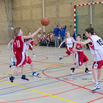 20130406 - BC Virtus Mix U12-1 - Glaslijn/Barons U12-1