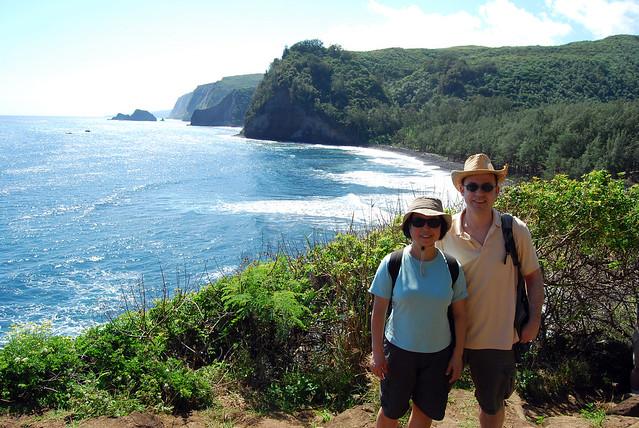 Chunlin & Mark at Pololu